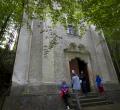 Koncert klarinetového tria v kapli sv. Barbory na Rezku (spontánní akce)