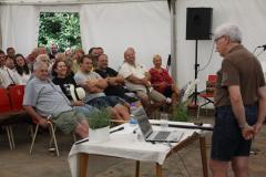 RNDr. Jiří GRYGAR, CSc. a publikum