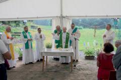 Mše sv. s P. Dr. Ing. Ladislavem HERYÁNEM, Th.D., SDB