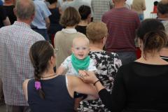 Dítě v publiku