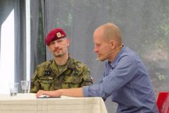 pplk. Ivo ZELINKA a Mgr. Matyáš ZRNO