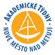barevné kulaté logo Akademické týdny Nové Město nad Metují