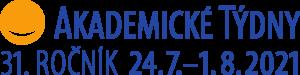 Akademické týdny, 31. ročník, 24.7.–1.8.2021